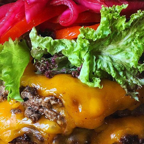 Cheeseburger Party (Para 4)