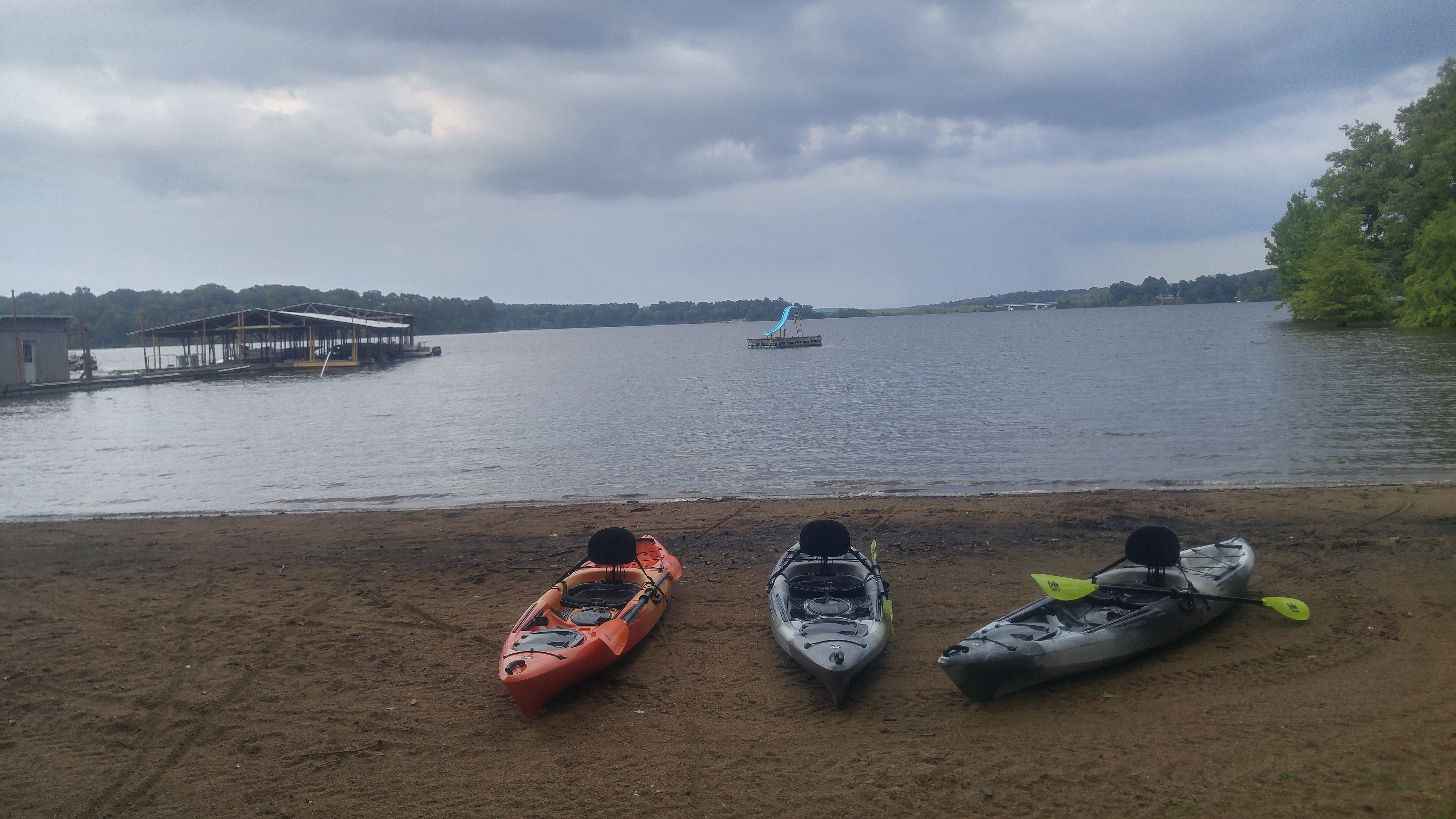 Kayaks and Paddle Board Rental - 1 Hour