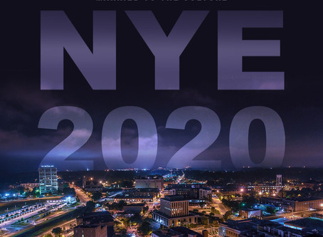 New Year's Eve in the Bull City