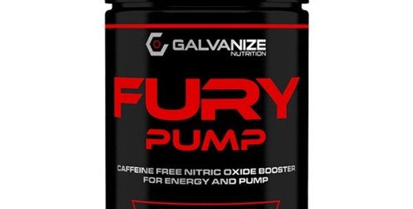Galvanize FURY PUMP