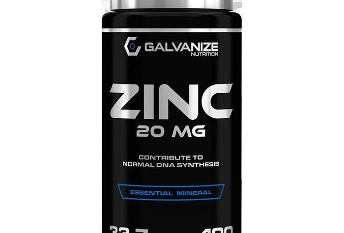 Galvanize Zink 20 mg