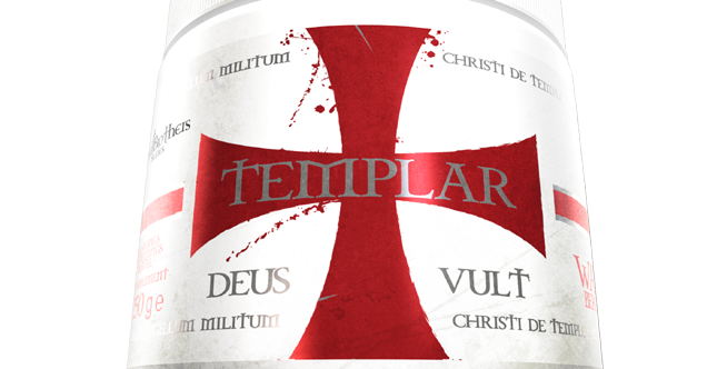 Templar Sword Brothers - Gods Rage