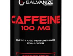 Galvanize Nutrition Caffeine