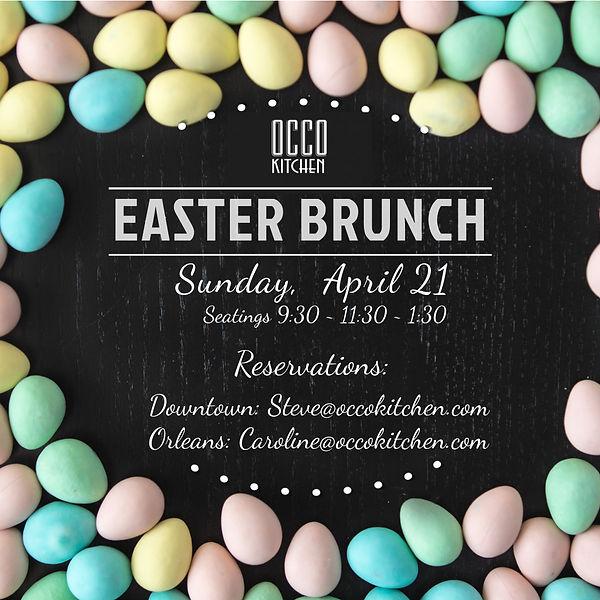Copy of Easter Brunch Restaurant Instagr
