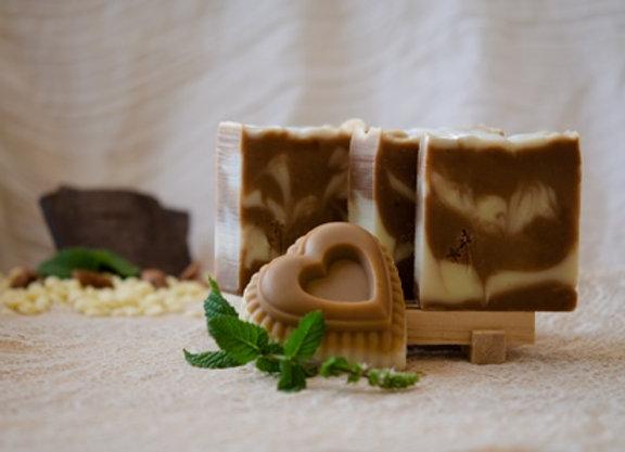 סבון שוקולד