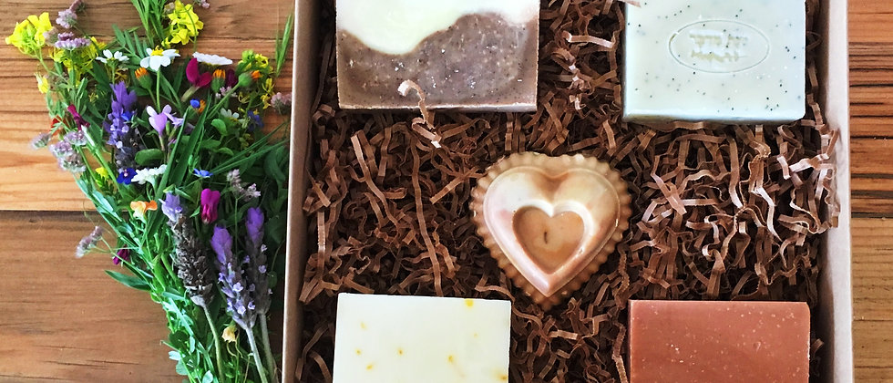 Package of 5 Soaps