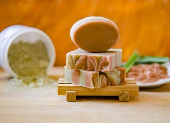 סבון חימרים צפרוקאי