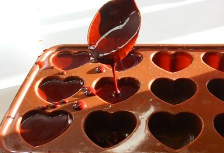 שוקולד טבעי בהכנה ביתית - הכי טעים ובריא שיש!