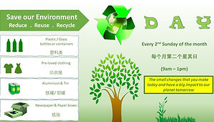 Recycling day activity