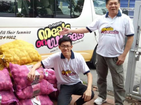 Kindness & Generosity during CMCO