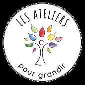 Logo - Les Ateliers pour grandir