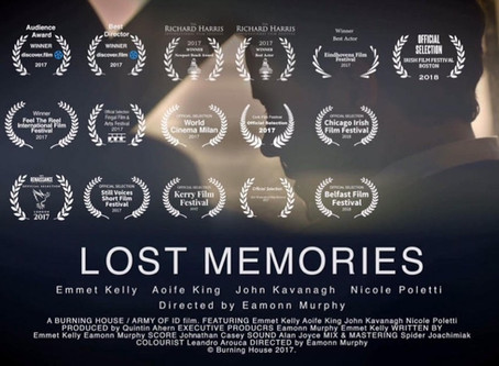 Lost Memories To Screen At The Disappear Here  Film Festival 2018