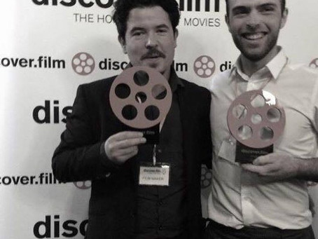 Double Win For Lost Memories At Discover Film Awards London