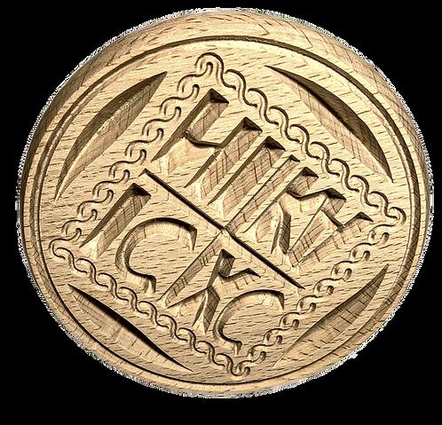 Prosphora Seal (Maple)
