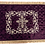 Thumbnail: Dechani Gospel Cover – Purple with Gold Embroidery (Style II)