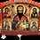 Thumbnail: Triptych: St. Stephen of Dechani / Sveti Stefan Decanski, small icons