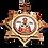 Thumbnail: St. Nicholas/ Sveti Nikola, Wooden Pendant