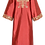 Thumbnail: Dechani Altar Servers Tunics - Burgundy with Gold Embroidery (14 pieces)