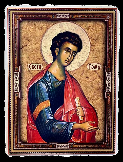 St. Thomas the Apostle/Sveti Apostol Toma, large icon