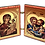Thumbnail: Diptych: Sts. Petar and Paul the Apostles, small icons