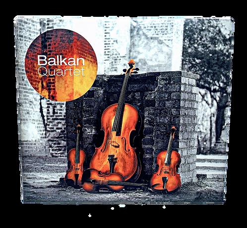 CD: Balkan Quartet