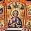 Thumbnail: Triptych: St. Andrew the Apostle / Sveti Andrej Prvozvani, small icons