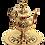 Thumbnail: Ewer (Gold Plated Bronze), size A