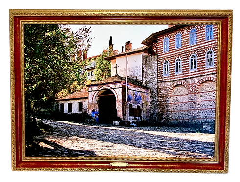 Hilandar Monastery/Manastir Hilandar, large wall art (1A)