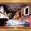 Thumbnail: Hilandar Monastery/Manastir Hilandar, large wall art (2A)