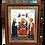 Thumbnail: Icon: Virgin Enthroned with Saints / Bogorodica u tronu