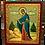 Thumbnail: Icon: Most Holy Theotokos, Virgin of Athos of the Sick