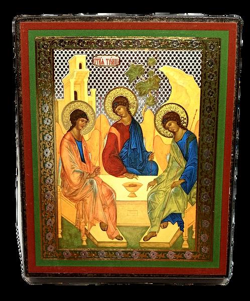 Holy Trinity (Andrei Rublev) / Sveta Trojica (Andrej Rubljev)