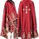 Thumbnail: Kerkyra Priest Ready to Wear Vestment - Burgundy with Gold Embroidery – Size 145