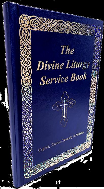 The Divine Liturgy Service Book (abridged edition)