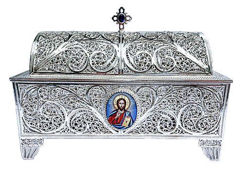 Presanctified Pyx – Sterling silver – size A