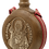 Thumbnail: Hand Crafted Wooden Flask with Icon (St. John the Baptist)