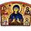 Thumbnail: Triptych: St. Petka / Sveta Petka, small icons
