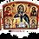 Thumbnail: Triptych: Holy Prophet Elijah / Sveti Prorok Ilija, small icons