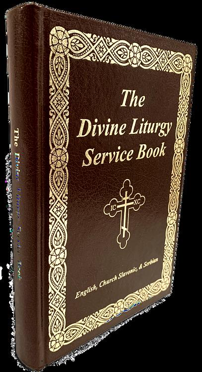 The Divine Liturgy Service Book