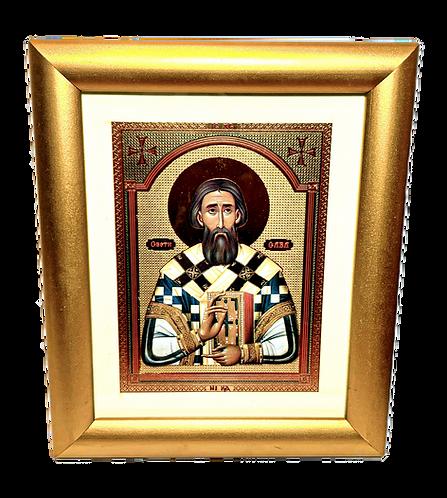 Saint Sava / Sveti Sava, medium icon