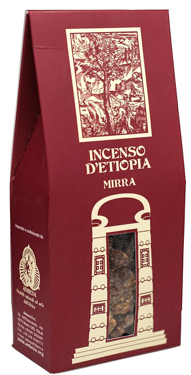 Incenso D'Etiopia Myrrh Resin Incense (Mirra)