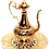 Thumbnail: Ewer (Gold Plated Bronze),  size B
