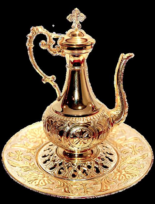 Ewer (Gold Plated Bronze),  size B