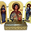 Thumbnail: Triptych with stand: Holy Protomartyr and Archdeacon Stephen, small icons