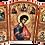 Thumbnail: Triptych: St. Thomas the Apostle/ Sveti apostol Toma, small icons