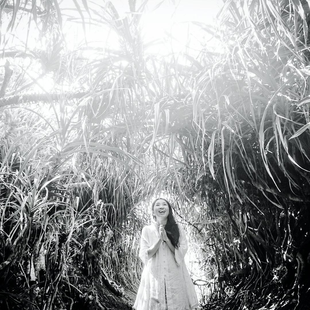 朝の祈り キールタン@浮島ガーデン