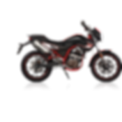 UM Renegade Scrambler S 125 for sale at Spares Unlimited Motorcycles in Hull