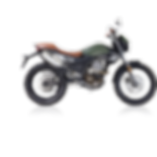 UMRenegade Scrambler Classic 125 for sale at Spares Unlimited Motorcycles in Hull