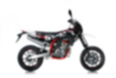 SWM SM125R Super Moto 125cc for sae at Spares Unlimited Motorcycles