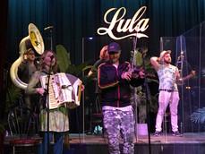 Lemon Bucket Orkestra as part of Culturas 360